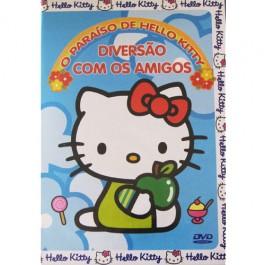 O Paraíso de Hello Kitty Diversão com Os Amigos