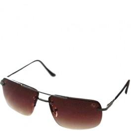Óculos de Sol AW Black White Masculino