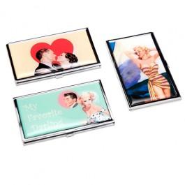 Porta Cartão Pinup com 3 Peças