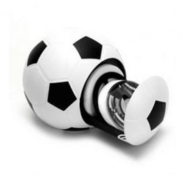 Porta CD/DVD Bola de Futebol