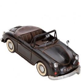 Miniatura Carro Porsche Beck Speedster Preto