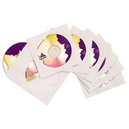 Porta CD Envelope para 50 Unidades
