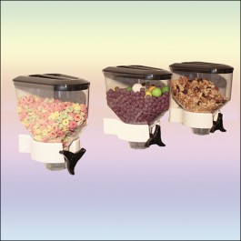 Porta Cereal Triplo de Parede