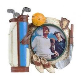 Porta Retrato Golfista
