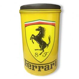 Puff Ferrari Amarelo