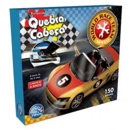 Quebra Cabeça Race 150 Peças
