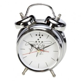 Relógio de Mesa Despertador com Som de Pernilongo