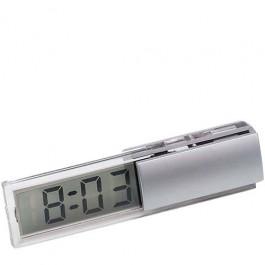 Relógio de Mesa Digital para Viagem