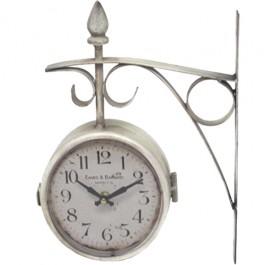 Relógio Estação Eames e Banard
