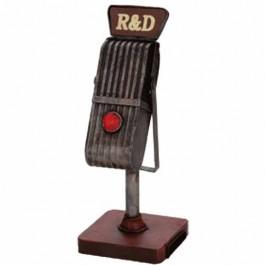 Réplica de Microfone de Mesa R&D Década de 40