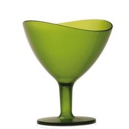 Taça de Sobremesa Wave Cristal 300 Ml
