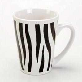 Caneca Estampa Zebra