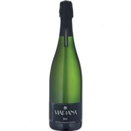 Vinho Branco Espumante Natural com 6 Garrafas Brut 750 Ml