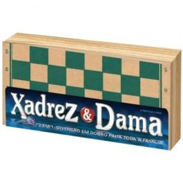 Jogo Xadrez & Damas