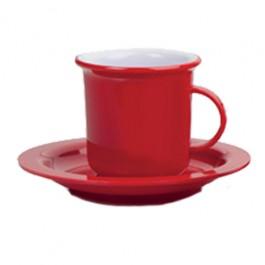 Xícara de Café Térmica com 6 Peças