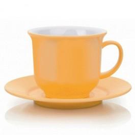 Xícara Térmica de Chá com Pires