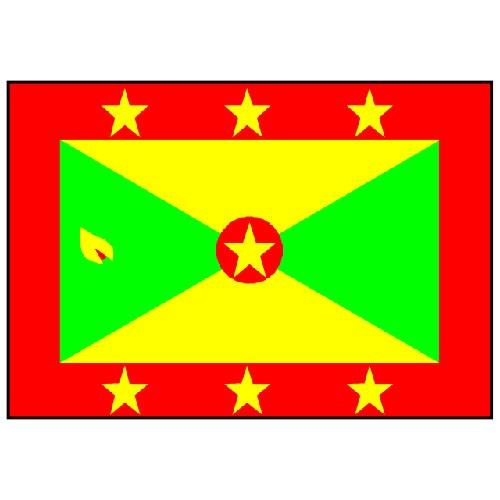 Fotos da bandeira de granada 5