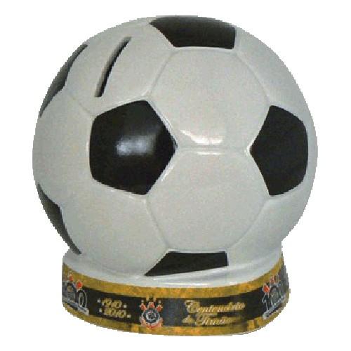 Sua Loja de A a Z - Cofre do Corinthians Bola de Futebol - DEPARTAMENTOS 0375f90bc930e