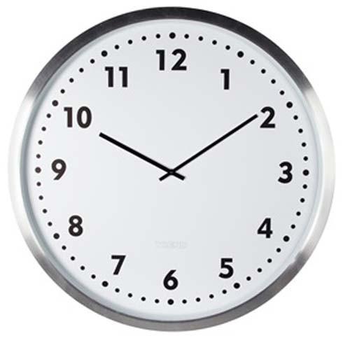 7fe7bc7c166 Sua Loja de A a Z - Relógio de Parede Branco Gigante 80 - DEPARTAMENTOS