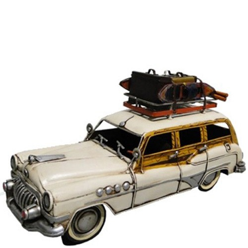 Miniatura do Buick Wagon 1949 a 1953