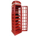 Adega em Forma de Cabine Telefônica Londres Grande