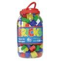 Blocos de Montagem Bricks 100 Peças