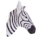 Cabeça de Zebra para Parede