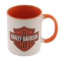 Caneca Harley Davidson Branca