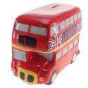 Cofre Ônibus 2 Andares Londres