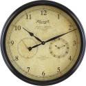 Relógio de Parede Domini Dual Time