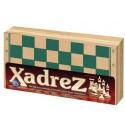 Jogo Xadrez em Madeira