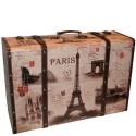 Mala Paris Eiffel com 3 Peças