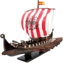 Miniatura de Barco Viking