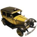 Miniatura de Taxi Ford A Yellow 1931