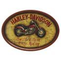 Placa de Parede Motorcycle Harley-Davdison