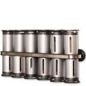Porta Condimentos Magnético com 14 Peças