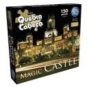 Quebra Cabeça Castelo Magico 150 Peças