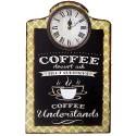 Relógio de Parede Coffee