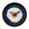 Relógio de Parede Frigideira com Ovo