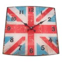 Relógio de Parede Inglaterra de Vidro