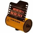 Relógio de Mesa Digital Filme Fotográfico
