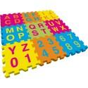 Tapete Letras e Números em EVA