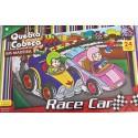 Quebra Cabeça Race Car em Madeira