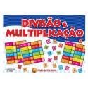 Jogo Divisão e Multiplicação