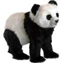 Urso Panda em Pelúcia Hansa