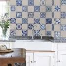 Adesivo Decorativo de Parede Azulejos Portugueses