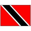 Bandeira Trinidad e Tobago 1.60 Mt.