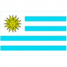 Bandeira do Uruguai 1.60 Mt.