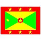 Bandeira de Granada 1.60 Mt.