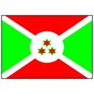 Bandeira de Burundi 1.60 Mt.